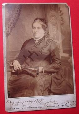 Marie Pinková-Steinová
