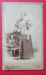 Marie Svobodová-Siebertová