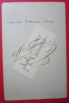 Marie Bittnerová