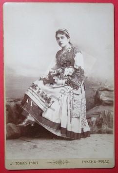 Zdenka Odkolková-Pinkasová
