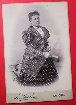 Františka Lomnická