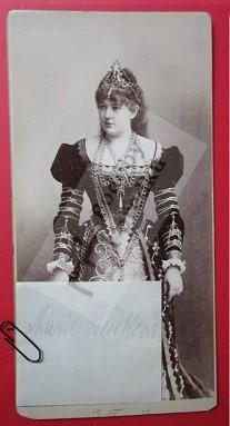Marie Mráčková-Bendová-Odkolková